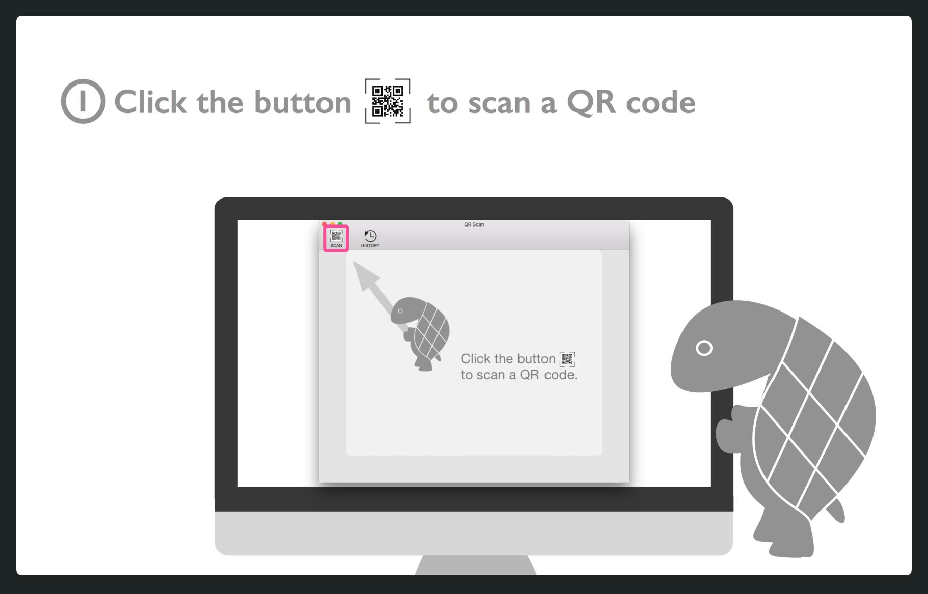 QR Scan scanning